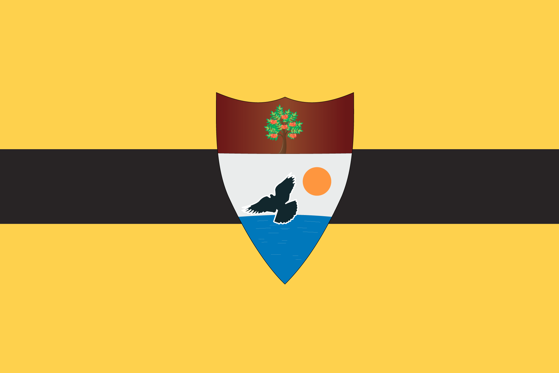 liberland flaga