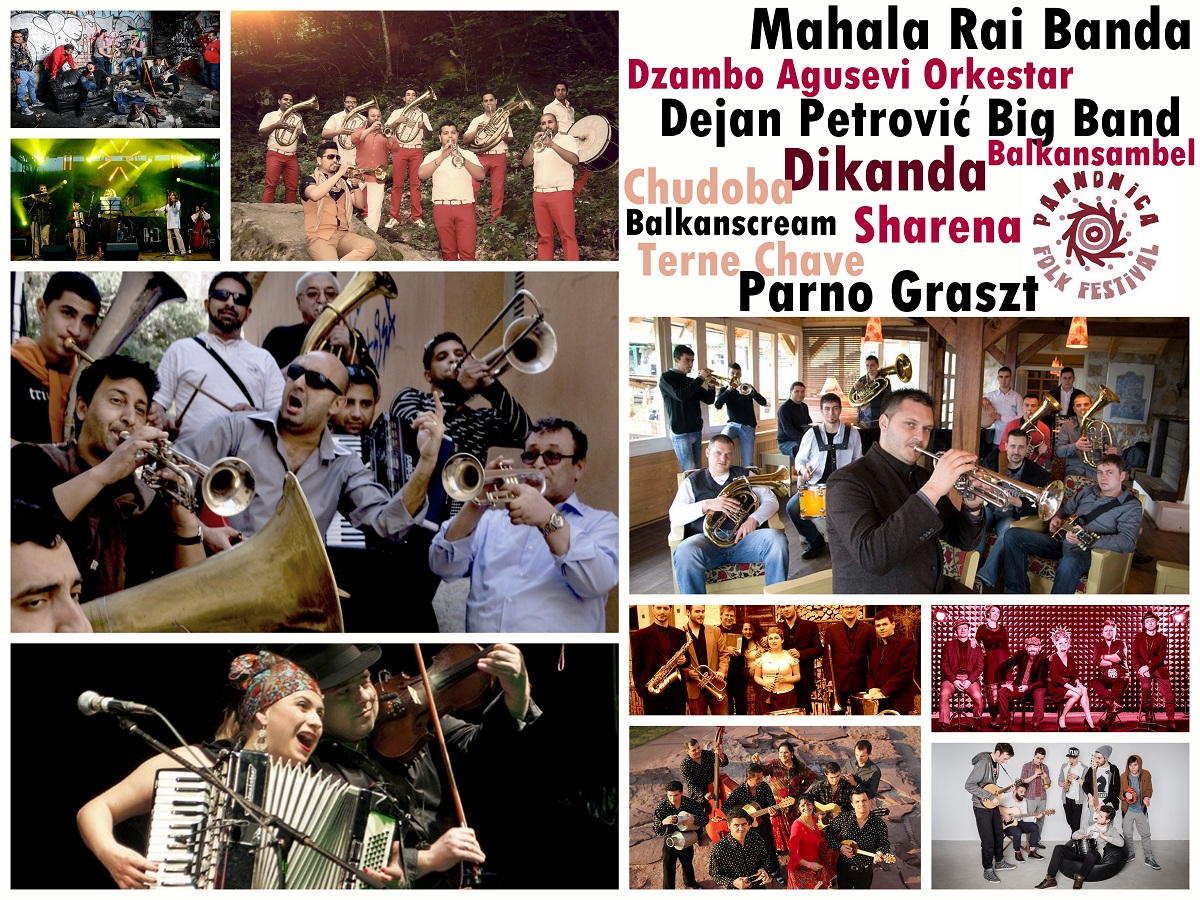 Panonica 2016 lineup program